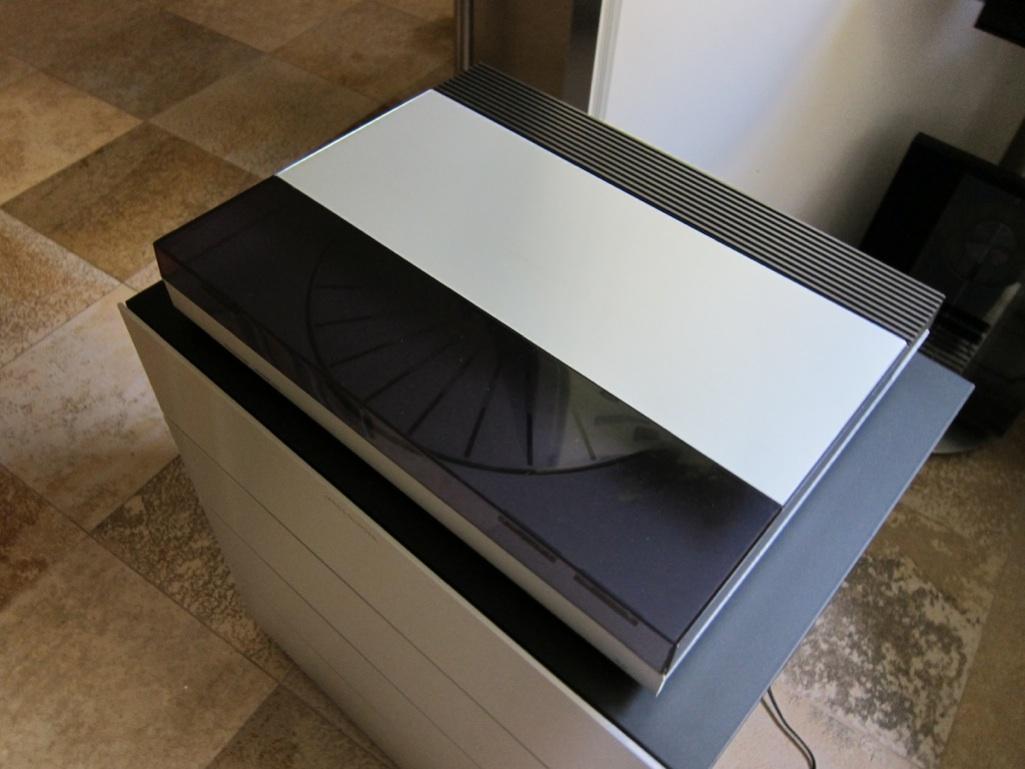bang olufsen b o plattenspieler beogram 5005 mit. Black Bedroom Furniture Sets. Home Design Ideas